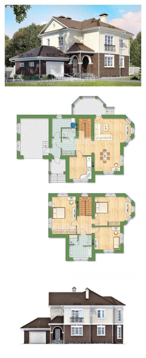 Проект дома 190-002-Л   House Expert